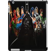 DC COMICS HEROES iPad Case/Skin
