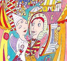 Carnival by Roger  Settle