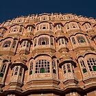Palace of Wind - Jaipur by Lidia D'Opera
