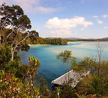 The majestic beauty of Nornalup Inlet by georgieboy98