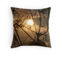Evening Maidenhair, Taitung Throw Pillow