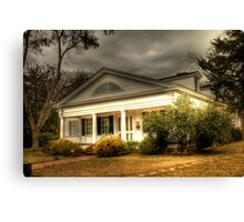 Ezekiel Cullen House Canvas Print