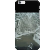 Frosty in Pastels (The Netherlands) iPhone Case/Skin