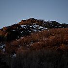 Cold mountain at dusk by MDC DiGi PiCS