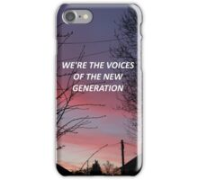 """New Generation"" 5SOS Inspired Design iPhone Case/Skin"