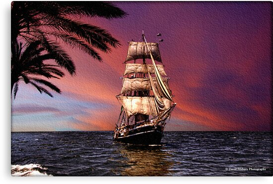 Calm Waters by David's Photoshop
