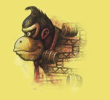 Mr. Kong Kids Tee