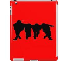 Big Time Rush Silhouette iPad Case/Skin