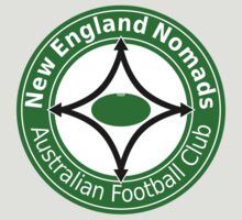 Yet another Nomads logo (for coloured shirts) T-Shirt