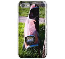 Car Yard Art iPhone Case/Skin
