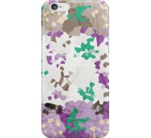 grunge texture iPhone Case/Skin