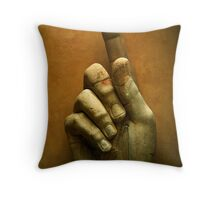 Constantino - Roma, non basta una vita  Throw Pillow