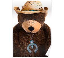Southwest Bear Poster