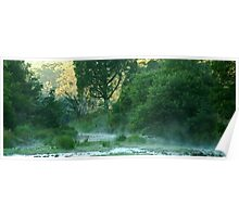 Crooked River,Talbotville Poster