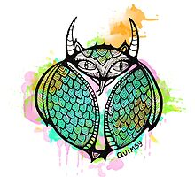 Quimby - The Batty SnakeOwl by iseed