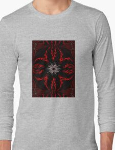 The Spider's Web Long Sleeve T-Shirt