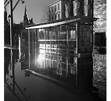 Waterbus Shelter Photographic Print