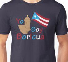 Yo Soy Boricua Unisex T-Shirt