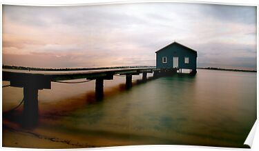 Crawley Boat Shed by Andrew  Semark