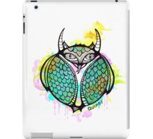 Quimby - The Batty SnakeOwl iPad Case/Skin