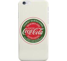 Coca Cola Ad #7 iPhone Case/Skin