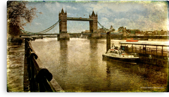 Tower Bridge, London by David's Photoshop