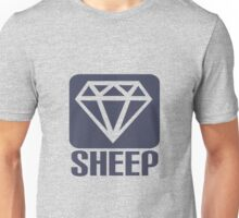 Diamond Sheep Unisex T-Shirt