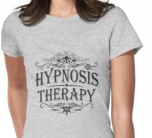 Hypnosis Therapy Womens Fitted T-Shirt