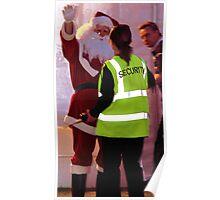 Secure Santa - Carols by the Bay Geelong  Poster