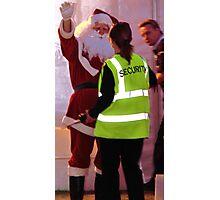 Secure Santa - Carols by the Bay Geelong  Photographic Print
