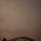 Harbour Bridge at Dusk by Greg Wilson