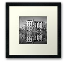 Cork Underwater Love Framed Print