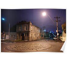 Cnr Lennox St & Rowena Pde, Richmond Poster