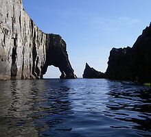 Cow Rock. West Cork Ireland by amuigh-anseo