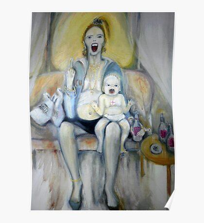 Chav Madonna  Poster
