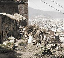 Scenic Kirtipur by Kingston  Liu