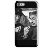 Totò e Fernandel iPhone Case/Skin