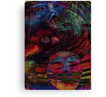 circus| F R E A K. Canvas Print