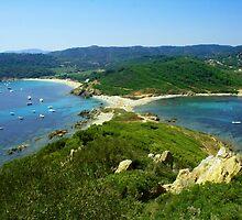 Cape Taillat, Gulf of Saint Tropez, FRANCE - Cote d'azur by Atanas Bozhikov NASKO