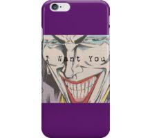 Romantic Joker iPhone Case/Skin