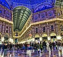 The Galleria [1] - Milano by Luca Renoldi