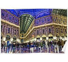 The Galleria [1] - Milano Poster