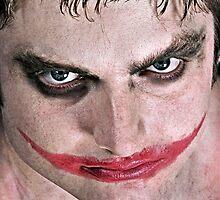 The Joker by hannahelizabeth