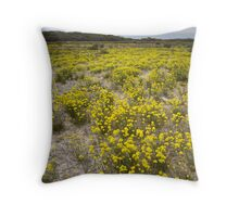 Spring Blossoms - Kangaroo Island, South Australia 2008 Throw Pillow