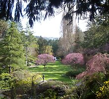 The Butchart Gardens - Victoria, British Columbia, Canada 2008 by Dan & Emma Monceaux