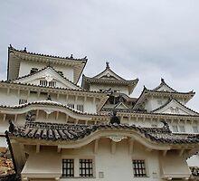 Himeji Castle  by jojobob