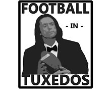 The Room - Football in Tuxedos by red-leaf