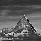 Matterhorn by Nick Bradshaw