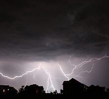 Lightning by David Hopkins