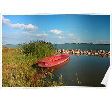Csónak (a boat) Poster